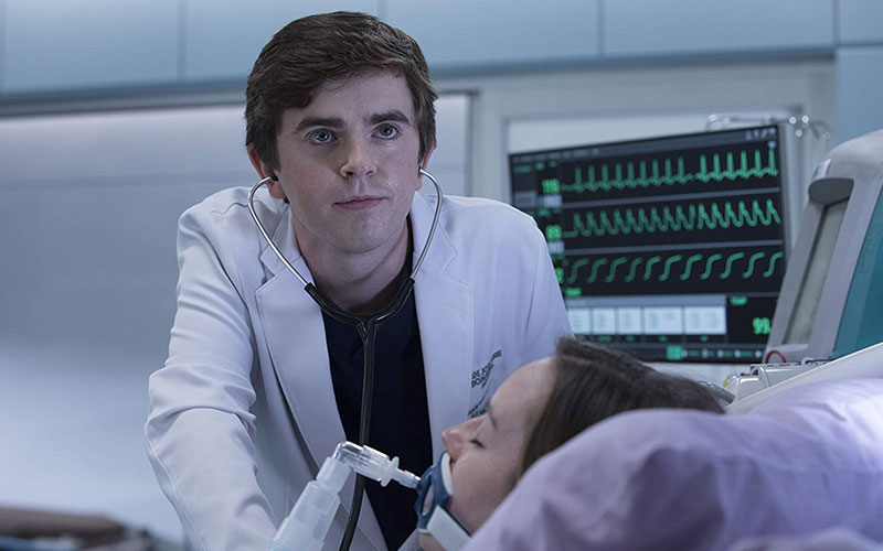 cena série The Good Doctor