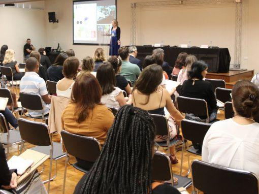 Público assiste ao 5º Simpósio de Atualização em TEA