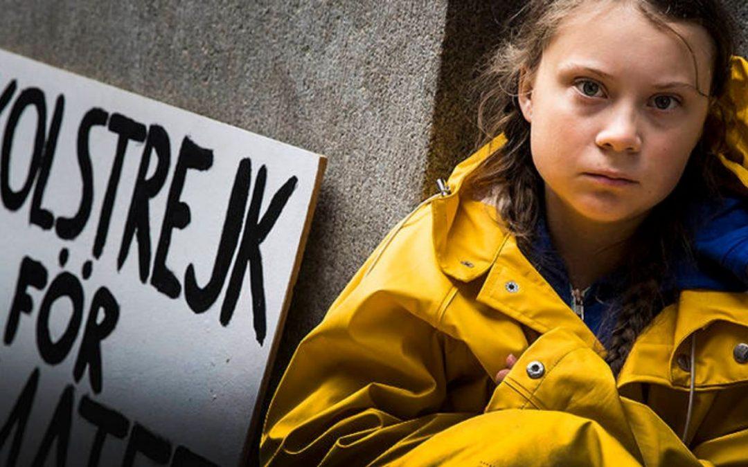 Greta Thunberg: um novo rosto para o TEA