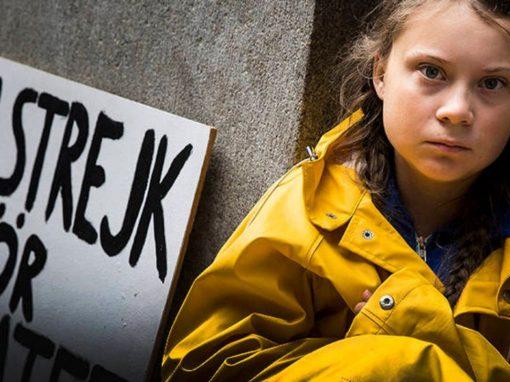 adolescente autista Greta Thunberg