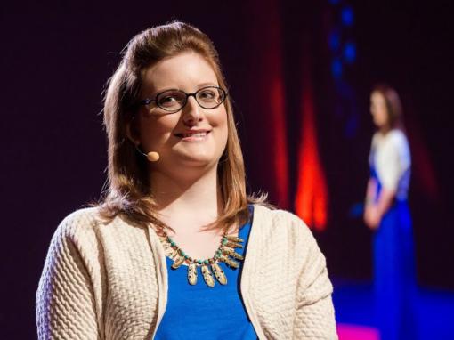Alix Generous no TED Talk