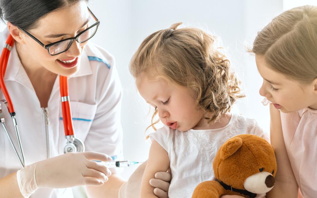 A importância de vacinar contra o sarampo