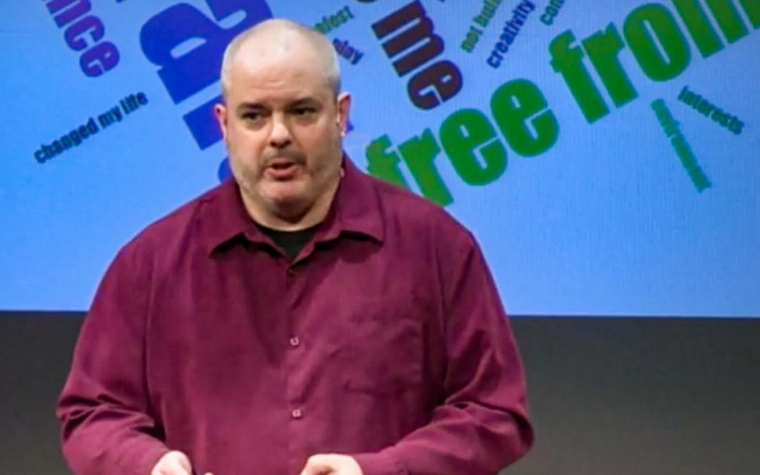 Stuart Duncan e o seu Minecraft exclusivo para pessoas com TEA